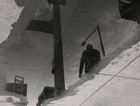 Drifting in Rain  by Empty Wall