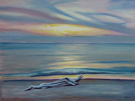 Drifting to Kincardine by Sheila Diemert