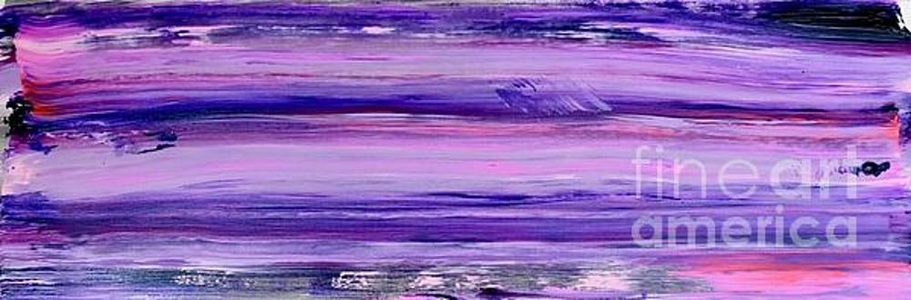 Driftwood Purple by M West