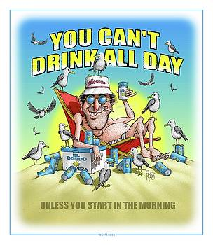 Drink All Day by Scott Ross