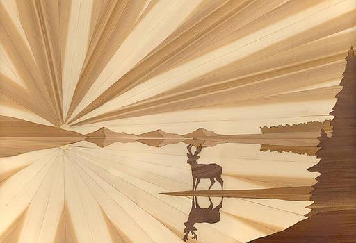 Drink at Sunrise by Glen Stanley
