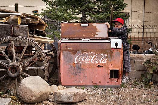 Drink Coca-Cola by Mary Lee Dereske