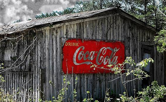 Drink CocaCola by Paul Wilford