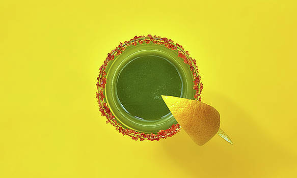 Drink in color by Slava Shamanoff