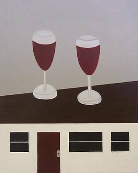 Drinks Are On The House by Sandy Bostelman
