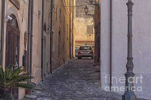 Patricia Hofmeester - Driving in Italy