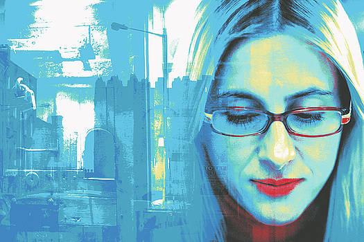 Drogheda Blue by Shay Culligan
