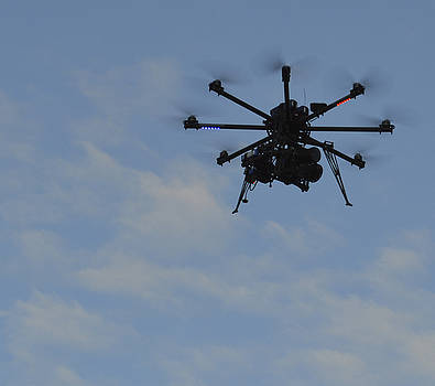 Drone by Linda Geiger