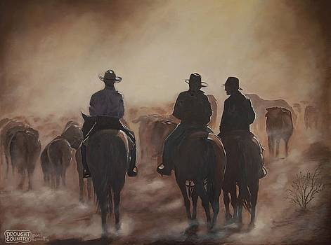 Drought Country by Paul Bennett