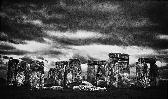 Paul W Sharpe Aka Wizard of Wonders - Druid Ring of Stones IV