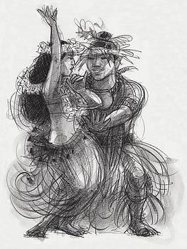 Judith Kunzle - Drum Dance Pas-de-deux