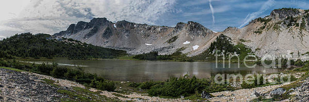 Rod Wiens - Drum Lake