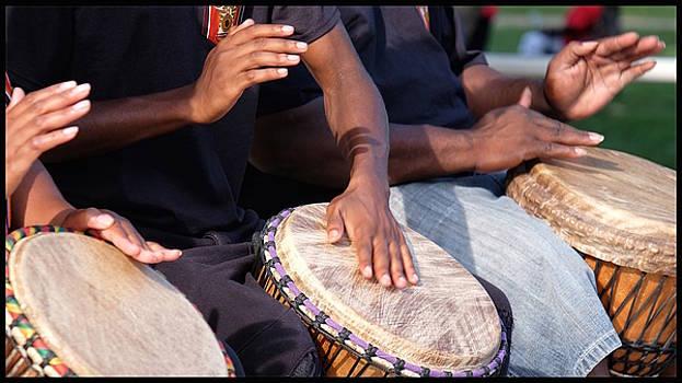 Drum Rhythm by Al Harden