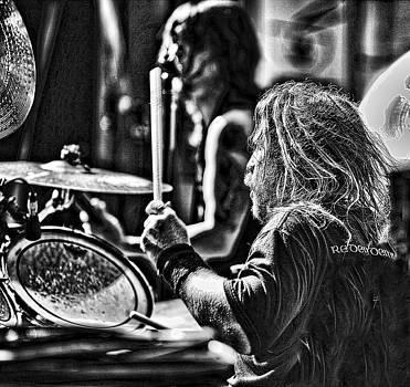 Chuck Kuhn - Drummer Death Angels