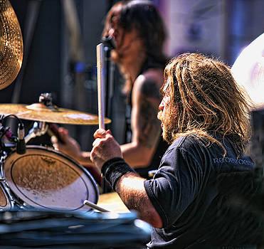 Chuck Kuhn - Drummer II