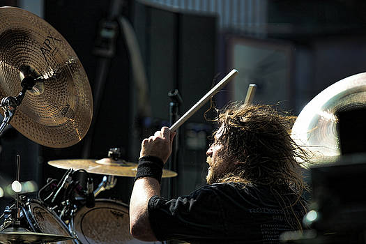 Chuck Kuhn - Drummer IV