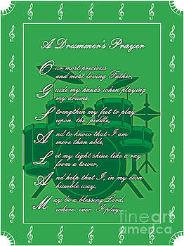 Drummers Prayer_1 by Joe Greenidge