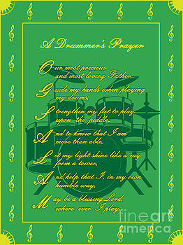 Drummers Prayer_2 by Joe Greenidge