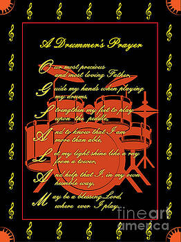 Drummers Prayer_3 by Joe Greenidge