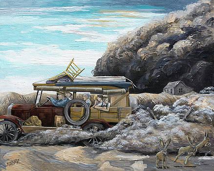 Dry and Dusty by Paula Blasius McHugh
