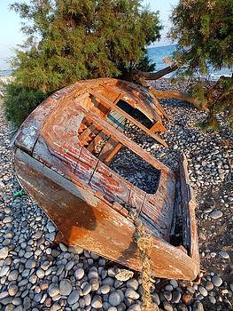 Dry Dock 2 by Emma Manners