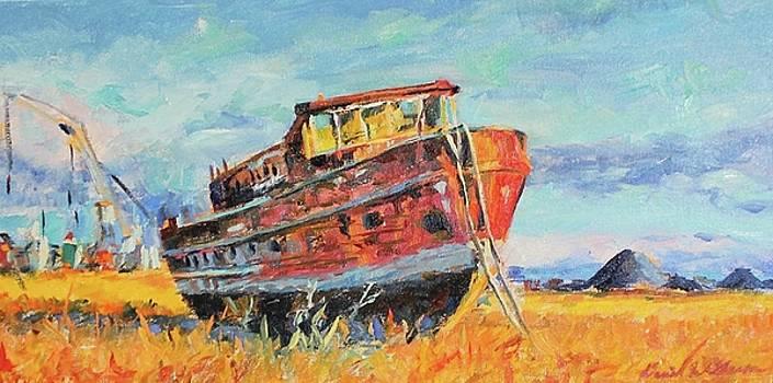 Dry Dock by Daniel W Green