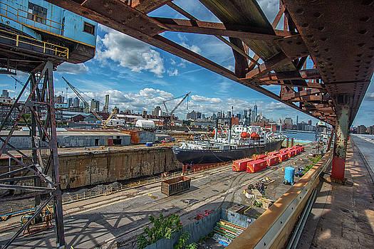 Dry Dock by Dennis Clark