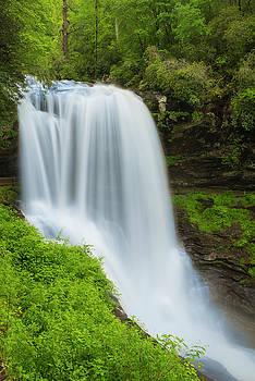 Ranjay Mitra - Dry Falls in Nantahala Forest after rain