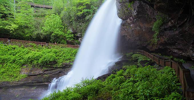 Ranjay Mitra - Dry Falls Panorama
