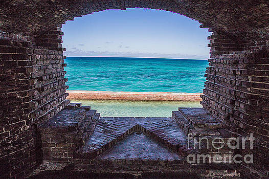 Dry Tortugas 3 by Richard Smukler