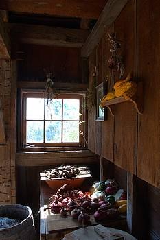 Valerie Kirkwood - Drying Vegetables