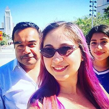 #dtla #grandpark #selfie #mytown by Claudia Garcia Trejo
