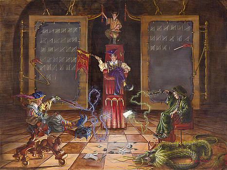 Jeff Brimley - Dual Wizards Duel