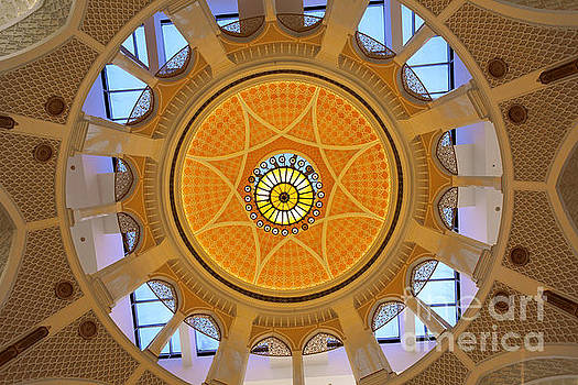 Dubai Mall Dome  by Juergen Held
