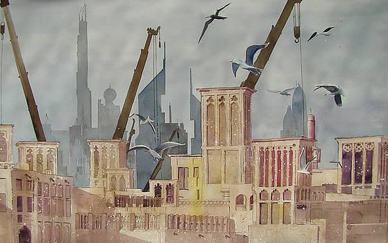 Dubai Rising by Martin Giesen