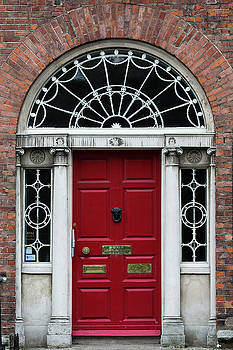 Dublin Doors by Nathan Larson
