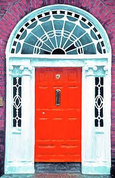 Dennis Cox - Dublin Georgian Door
