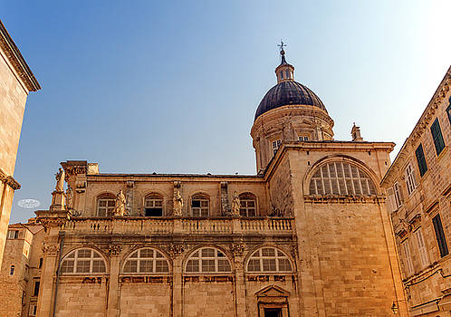 Elenarts - Elena Duvernay photo - Dubrovnik Assumption Cathedral in center of old town in Dubrovni