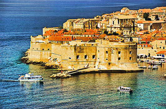 Dennis Cox WorldViews - Dubrovnik Old Town