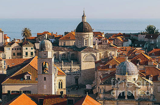 Dubrovnik Rooftops by JR Photography