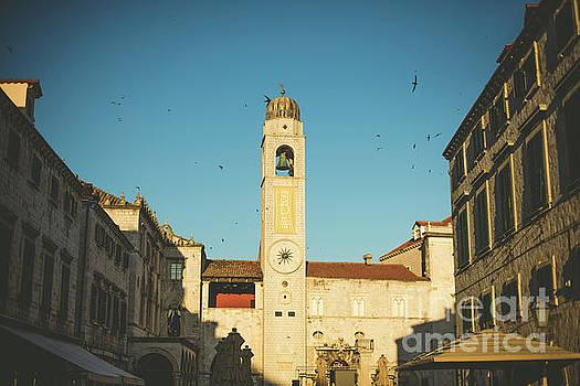Dubrovnik by Viktor Pravdica