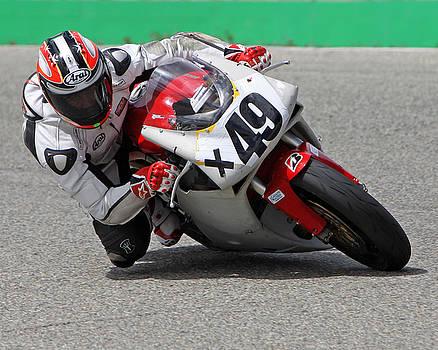 Ducati Cornering by Shoal Hollingsworth
