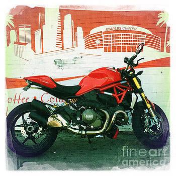 Ducati by Nina Prommer