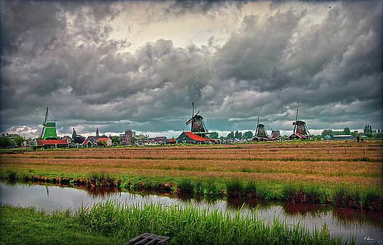 Dutch Panorama by Hanny Heim