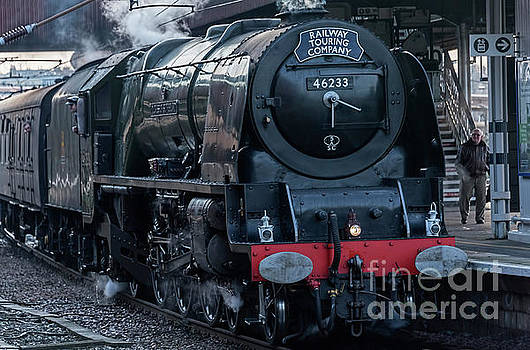 Duchess of Sutherland by David  Hollingworth