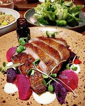 Duck Breast by Arya Swadharma