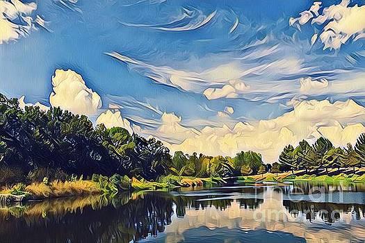 Duck Creek by Diane Miller
