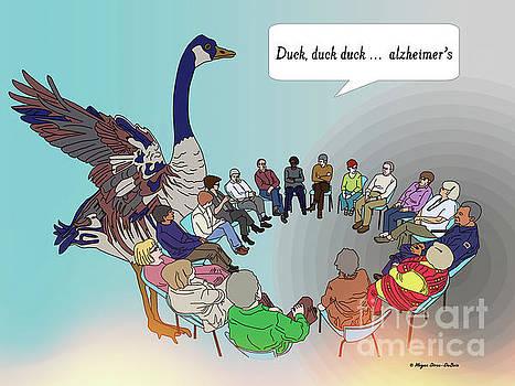 Duck, duck, alzheimers by Megan Dirsa-DuBois