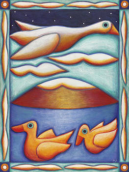 Duck Duck Goose by Mary Anne Nagy
