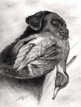 Duck Season by Kathleen Kelly Thompson